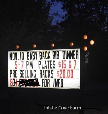 Dinner and Theatre in Blackstone, VA