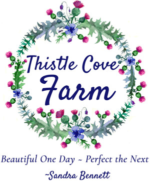 Thistle Cove Farm ~ Sandra Bennett