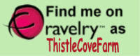 Find ThistleCoveFarm on Ravelry